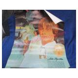 star wars - 1977 coca cola poster (18in x 24in)