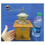 """old """"zassenhaus"""" coffee mill - grinder"""
