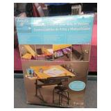 """new """"arts & crafts creative center""""(table & stool)"""