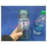 old 1qt lightning canning jar (putman 396)