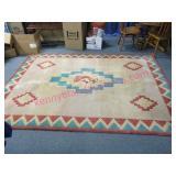 southwestern area rug (7ft x 10ft)