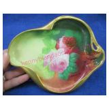hand painted limoges dresser tray (smaller)