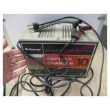 "vintage ""schauer"" 6-12 volt battery charger"