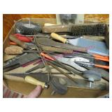 flat of various files & misc tools
