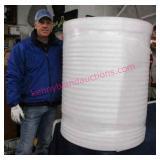 huge roll of foam wrap (750ft x 36in) 2,250 sq.ft