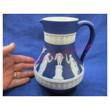 old wedgwood england 7in pitcher