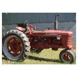 International Farmall H Tractor