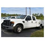 Ford F350 Service Truck