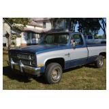 Chevrolet Scottsdale 4x4