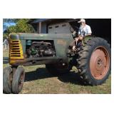 Oliver 77 Diesel Tractor