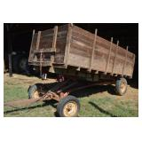 Wagon w/ Dump Bed