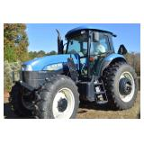 New Holland TS6.140 Tractor w/ Loader