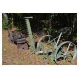 McCormick Deering Sycle Mower