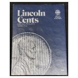 Lincoln Cents 1941- 1975