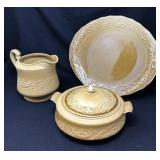 Regency Ironstone by Canonsburg Pottery Co Pieces