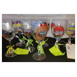 """Wine Women"" & More Wine Glasses"