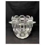 Crystal ice Bucket, Basket Design