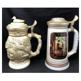 Set of Two Steins, Uniquely  Different