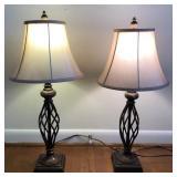 Lamp Pair