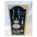 Chesterfield Oil Lamp