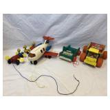 Vintage Pull Along Toys