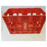 Coca-Cola plastic Carry Crate