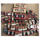 Assortment of Hallmark Keepsake Ornaments