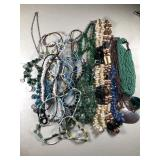 Large Costume Jewelry Assortment