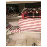 Assorted Linens