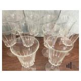 Vintage French Wine Glasses