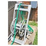 Water Hose and Ames Hose King Hose Reel