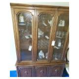 Mid-Century Style China Cabinet