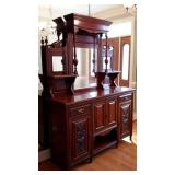 French Buffet Sideboard Console