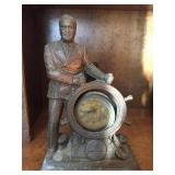For The Man of The Hour Mantle Clock