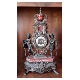 French 19th Century Style Mantle/Shelf Clock
