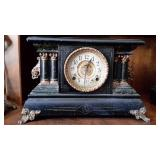 Victorian Style Mantle/Shelf Clock