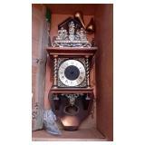 Nuflck Syn Sin Wall Clock