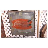 Vintage Coca-Cola Wall Clock