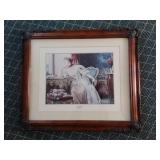 """Affectionate Thoughts"" Framed Print"