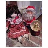 Vintage Christmas Lot