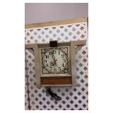 Vintage Falstaff Wall Clock