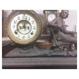 Ansonia Brass Clock