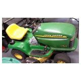 John Deer Riding Lawn Mower