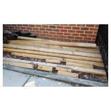 2x4 Wood Posts