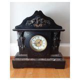 Marble SF Clock