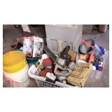 Miscellaneous Shop Supplies
