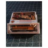 Bachmann Train Engine & Blinking Bridge
