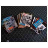Vintage Collection of Model Railroader Magazine