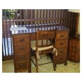 Wrighting Desk and Chair