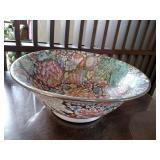 Porcelain Ware China Macau Bowl
